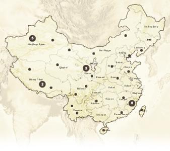Esplora la Cina