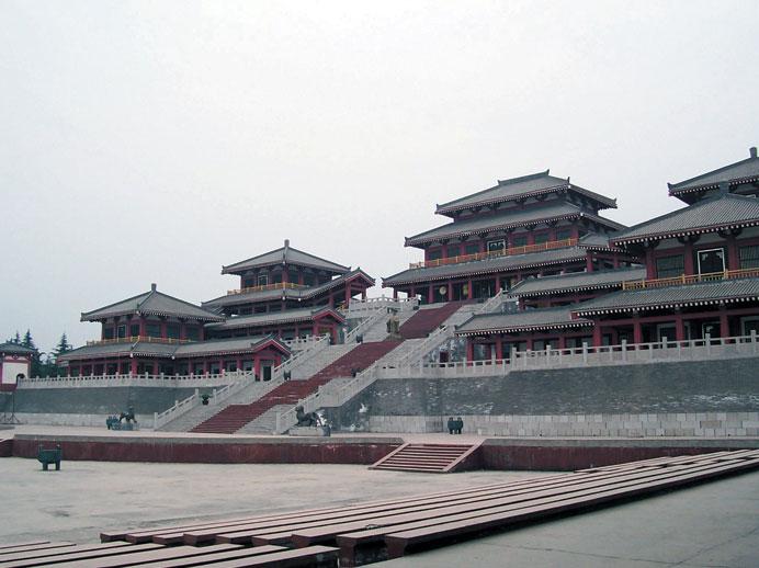 Aeroporto Di Xian : Xi an cina guida ufficiale